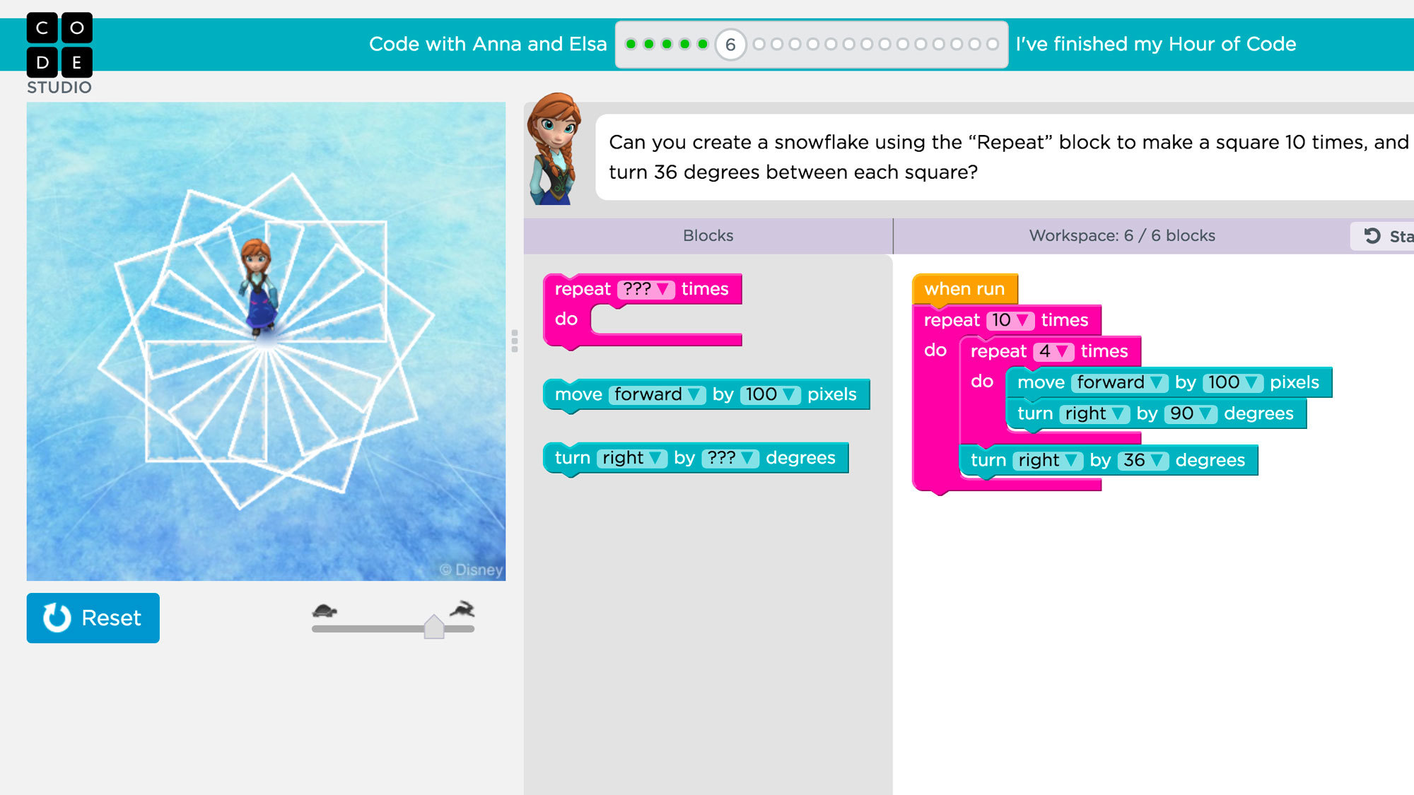 Hour of Code | The Tactile Group